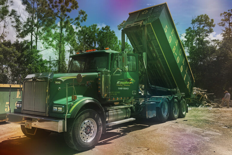 Hauling Services for Roll-off Dumpsters